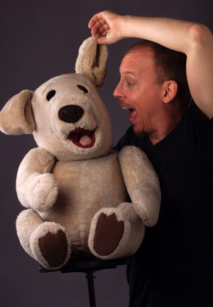 Ted E Bear and David Strassman