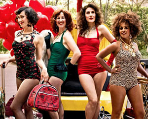 The Burlesque Hour LOVES Melbourne | Finucane & Smith