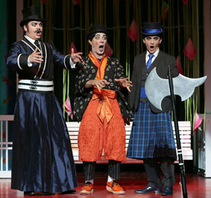 The Mikado | Opera Queensland
