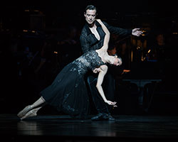 Strictly Gershwin | Queensland Ballet